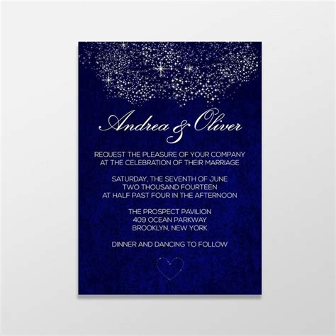 5x7 Wedding Invitations by Custom Personalized Digital Wedding Invitation Formal