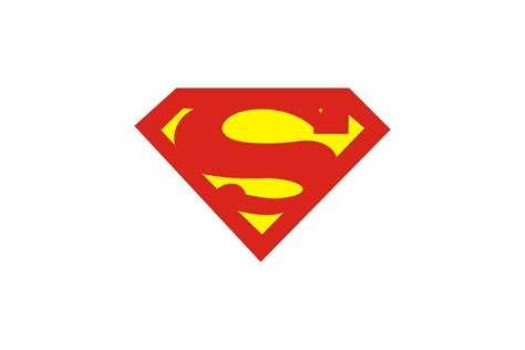superman logo template collection site