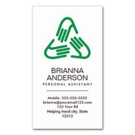 Personal Assistant Business Card Template by 1000 Images About Business Card Ideas 2015 On