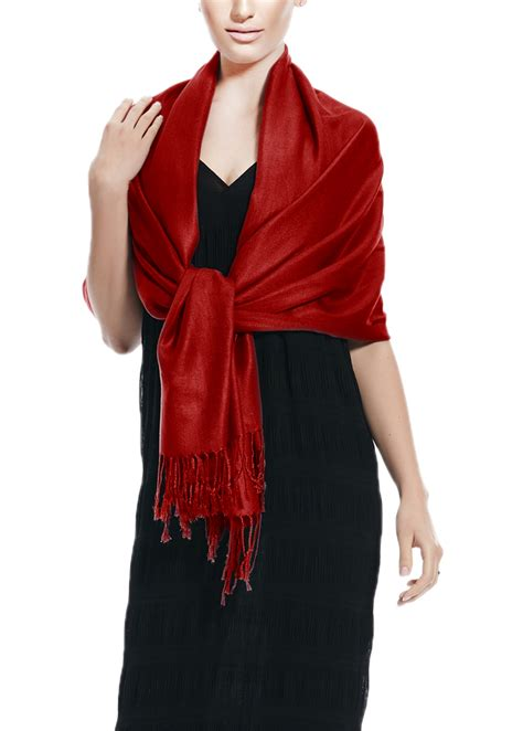 wholesale pashmina solid maroon couture