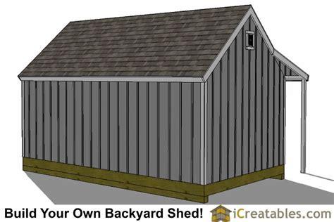 ideas shed plans 12x16 cape cod 12x20 cape cod shed with porch plans icreatables