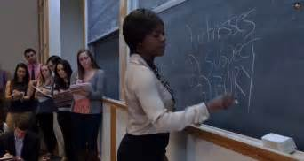 Viola davis in a scene from abc s how to get away with murder