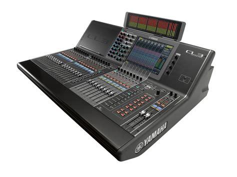 Audio Yamaha Digital Mixer yamaha cl3 digital mixing console