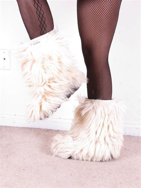 yeti slipper boots 17 best images about fluffy fuzzy boots socks