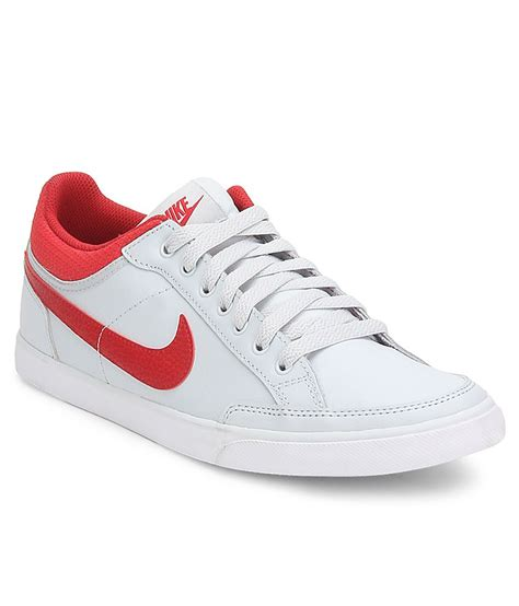nike iii low lthr gray casual shoes buy nike
