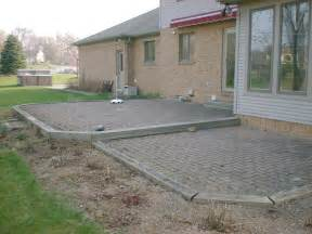 Pictures Of Patios With Pavers Patio Paver Stones Patio Design Ideas
