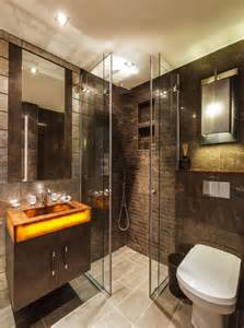 Modern shower enclosures small bathroom design ideas