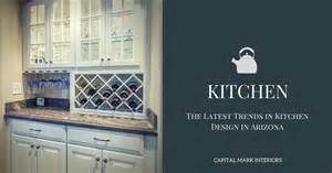 the latest trends in kitchen design in arizona capital