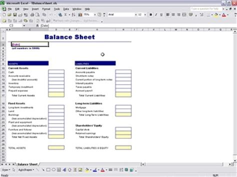 Balance Sheet Account Reconciliation Template Excel by Balance Sheet Reconciliation Template Uk Balance Sheet