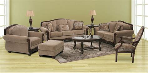 martinsburg meadow upholstery collection  ashley furniture brings rich traditional