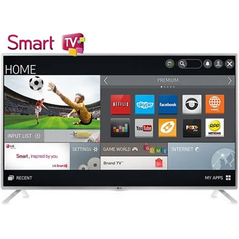 Tv Led Lg Smart 42 tv led lg smart tv 42 quot hd 42lb5800 se 241 al digital wifi