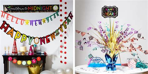 Colorful New Years Eve Decorations Party City