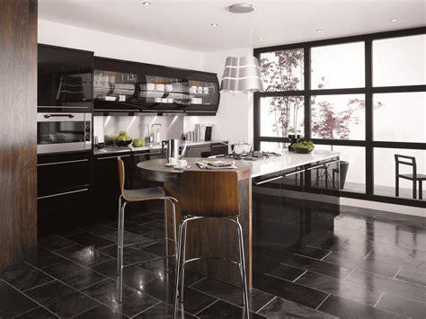 black kitchens black kitchens decosee com