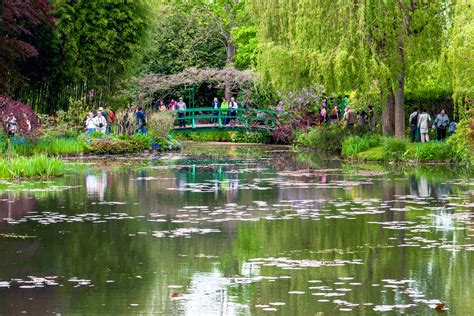 claude monet garten monet s gardens in giverny moments