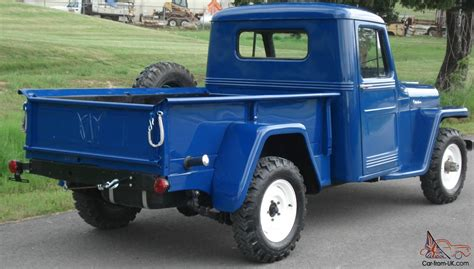 willys jeep pickup 1951 willys jeep pickup