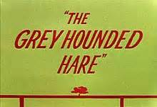 looney tunes title card template the grey hounded hare