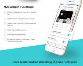 kreditkarte anfordern n26 maestro karte bestellen 2018 187 girocard kostenlos