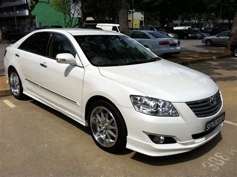 Used Toyota Camry Toyota Camry 2 4a