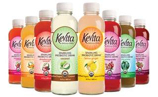 review kevita sparkling probiotic drink gluten free