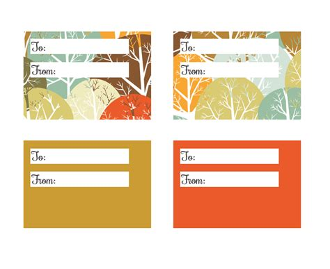 extra large printable gift tags autumn printable gift tags allfreepapercrafts com