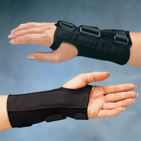 Comfort Cool by Comfort Cool D Ring Wrist Orthosis Coast