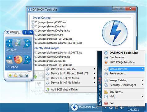 daemon tools lite    software reviews