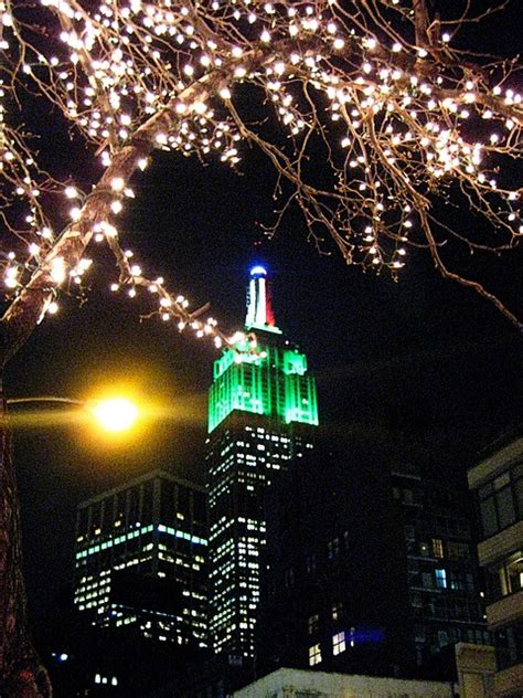12 best images about empire state building christmas on