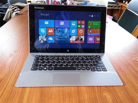 Laptop Lenovo Miix 2 11 test de la tablette pc lenovo miix 2 11 pouces ilovetablette