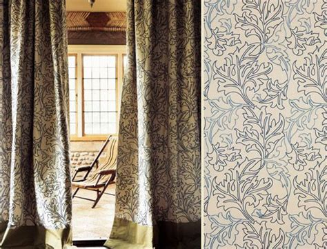 william morris curtains uk acanthus embroidery acanthus embroidery is a contemporary