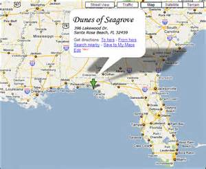 seagrove florida map directions map dunes of seagrove south walton fl