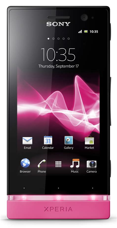 sony xperia u sony xperia u specifications and price details