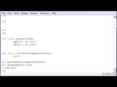 python tutorial youtube programming python programming tutorial 34 subclasses superclasses