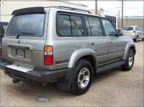 toyota land cruiser 1997 1997 toyota land cruiser houston tx youtube