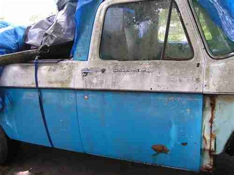 sell   ford  truck longbed unibody project