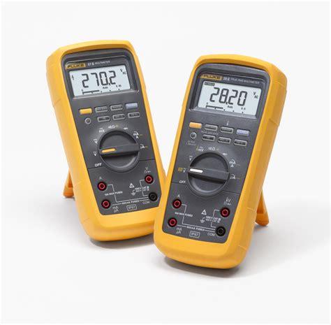 Multimeter Digital fluke 27 ii rugged digital multimeter digital multimeters