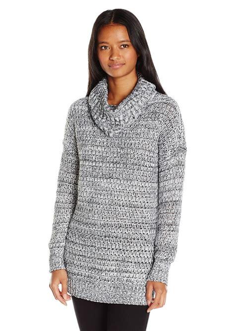 Sweater Something volcom volcom junior s something turtleneck oversized tunic sweater large sweaters shop