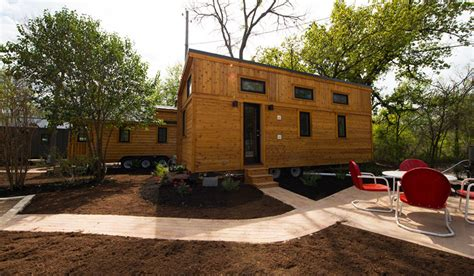 rent a tiny home joy tiny house on wheels rental at austin s original tiny