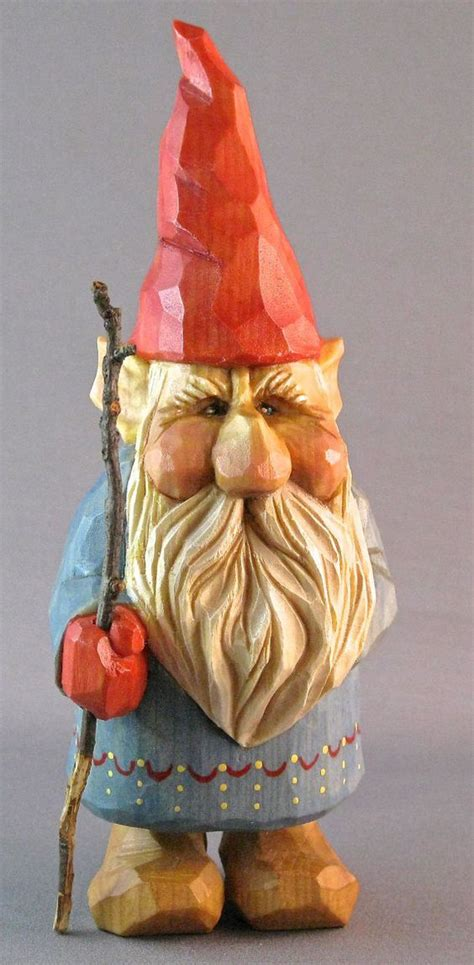 whittle gnome wood carvings simple wood carving wood