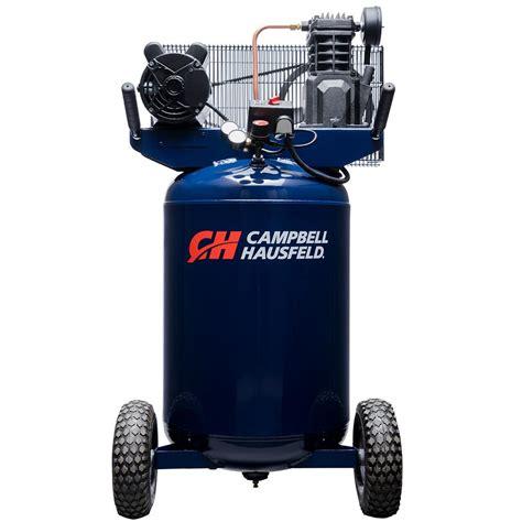 campbell hausfeld  gal portable electric  psi