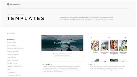squarespace blog layout 3 simple ways to make the most of your squarespace layout