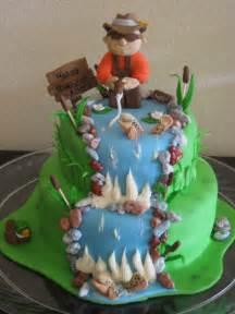 fishing cake decorations bashert cakes fly fishing birthday cake