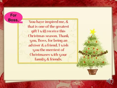 christmas wishes thoughts