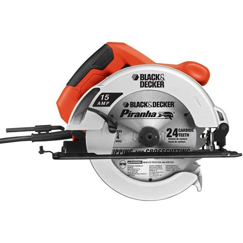 black decker 15 7 1 4 in circular saw cs1015 the