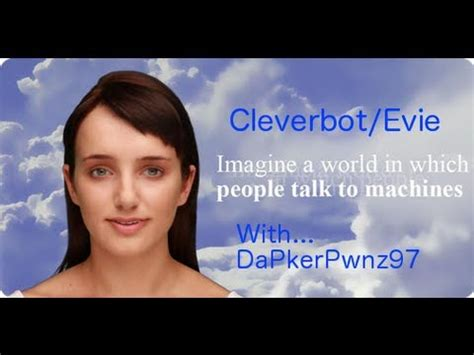 cleverbot evie pker plays cleverbot evie