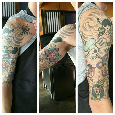 One Piece Jolly Roger Tattoo | 1000 images about one pieceu on pinterest one piece