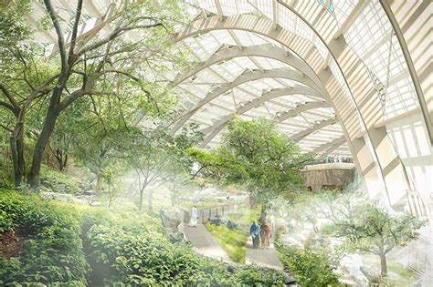 Define Botanical Garden Oman Botanic Garden Will Be The World S Largest Ecological Oasis
