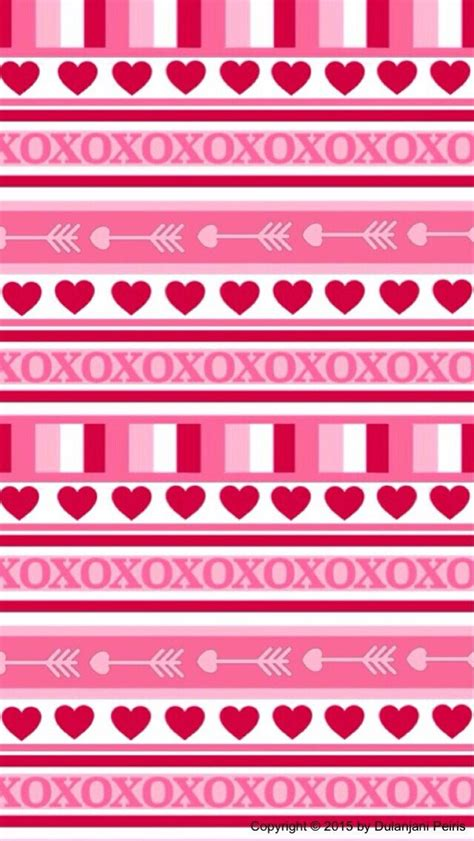 cute xoxo wallpaper pink hearts xoxo iphone wallpaper background iphone