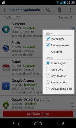 systemapp remover apk system app remover android 187 apk indir