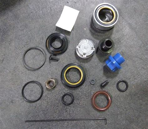 How To Rebuild A Power Steering Rack by 1h0498020 13 Vw Power Steering Rack Rebuild Kit Cabrio