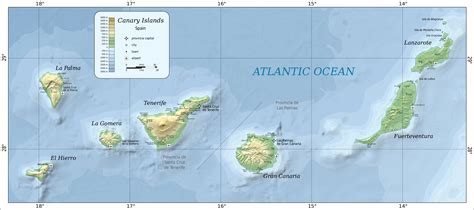 map of canary islands the canary islands stonechat questions to be answered